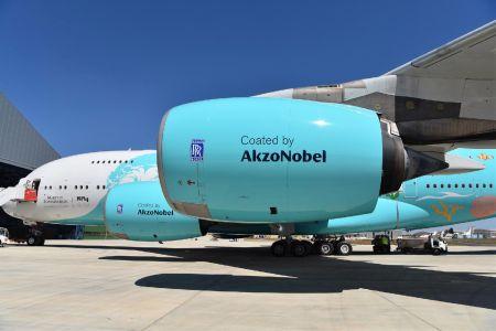 Airbus i rafa koralowa