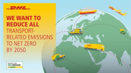 DHL Express GoGreen 1