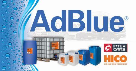 Info Pras Inter Cars AdBlue a norma Euro 6