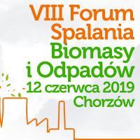 Viii Forum spalania Biomasy 12 czerwca 2019
