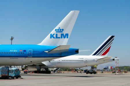 samoloty Air France KLM